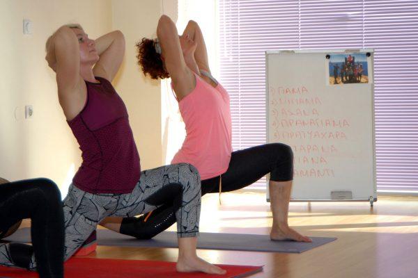 Hatha Yoga - Vinyasa flow