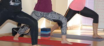 Hatha Yoga – Vinyasa flow