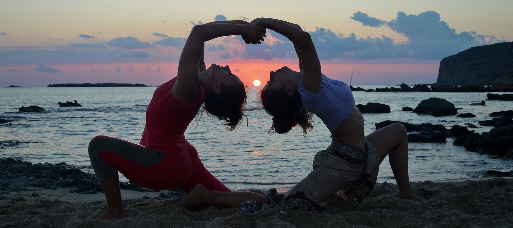 aceso yoga Χανιά