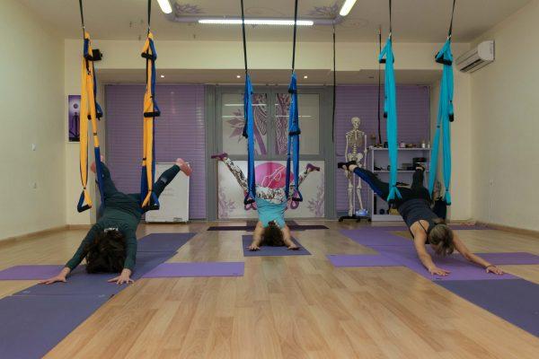 Aerial Yoga Swing