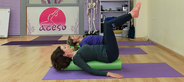 Foal Roller – Restorative Yoga